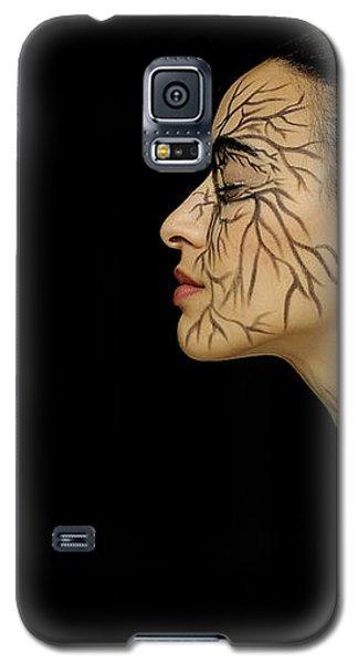 Nature Runs Through My Veins Galaxy S5 Case