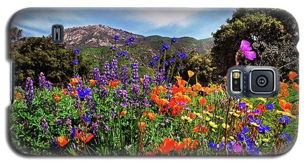 Nature's Bouquet  Galaxy S5 Case