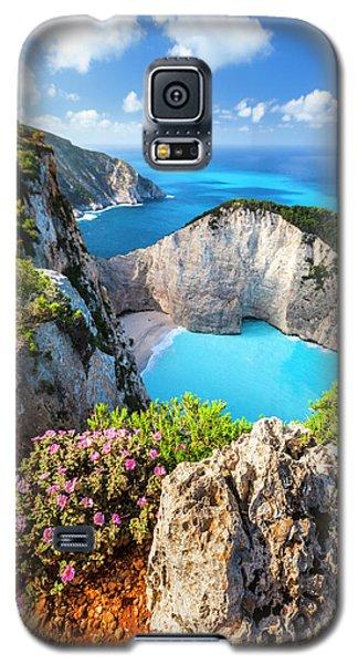 Navagio Bay Galaxy S5 Case