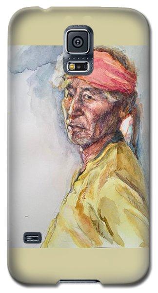Navaho Man Galaxy S5 Case