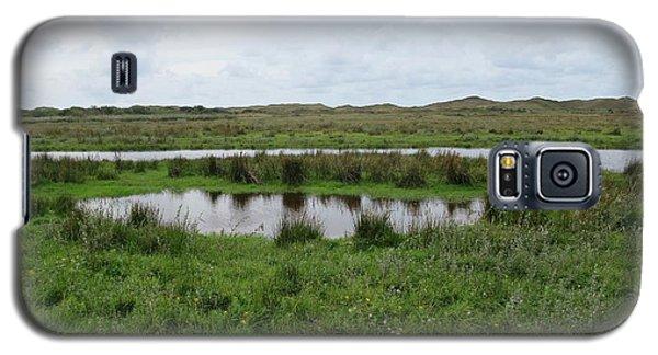 Near De Muy On Texel Galaxy S5 Case