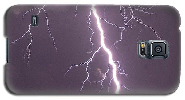 Nebraska Arcus And Lightning 046 Galaxy S5 Case