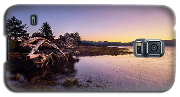 Nehalem Bay Sunrise Galaxy S5 Case