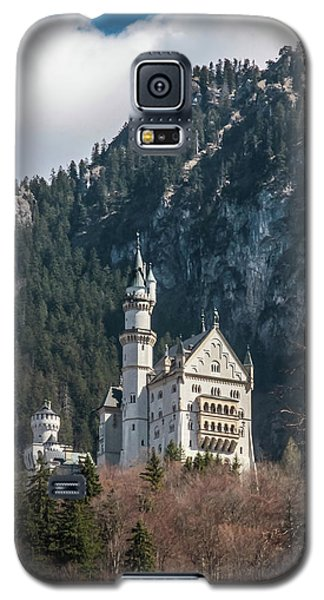 Neuschwanstein Castle On The Hill 2 Galaxy S5 Case