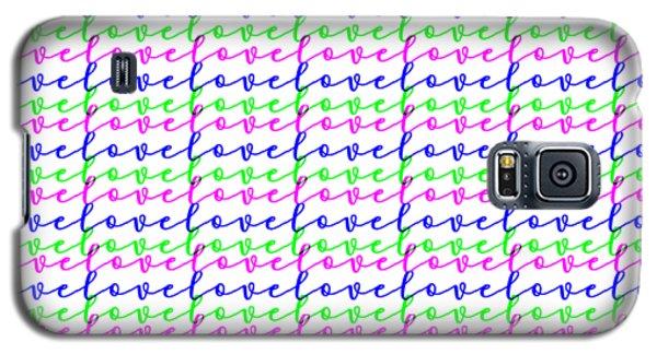 Neverending Love Galaxy S5 Case