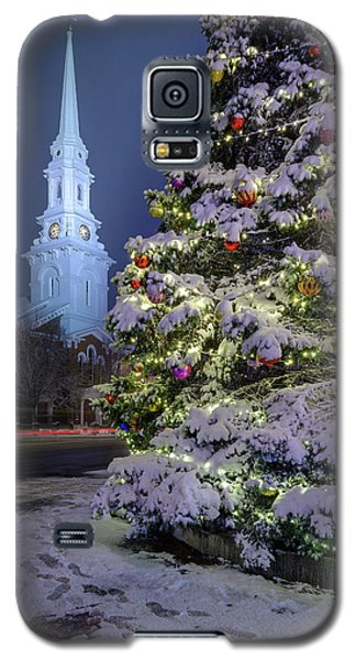 New Snow For Christmas Galaxy S5 Case