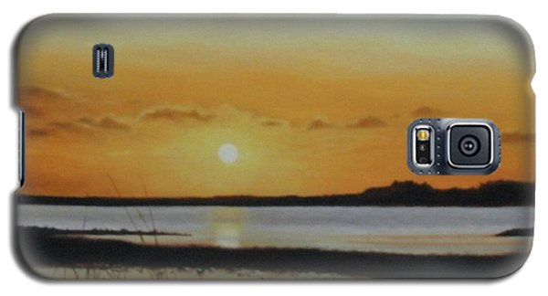 Newfoundland Sunset Galaxy S5 Case