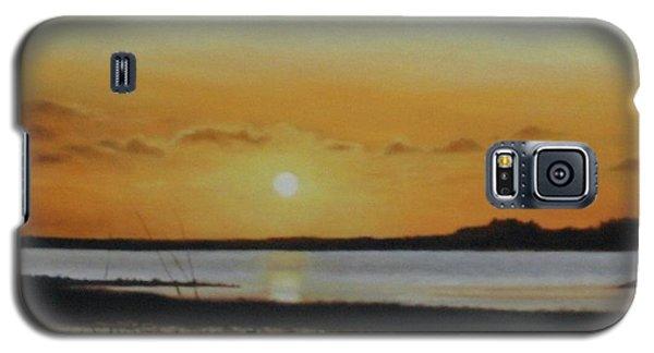 Newfoundland Sunset Galaxy S5 Case
