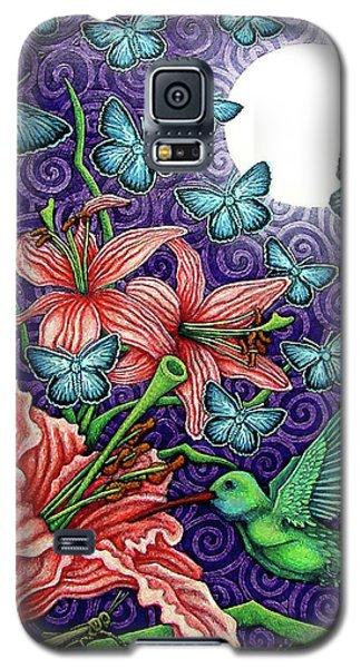 Night Garden 5 Galaxy S5 Case