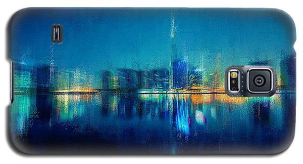 Night Of The City Galaxy S5 Case