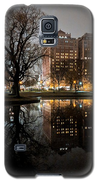 Night Reflection Galaxy S5 Case