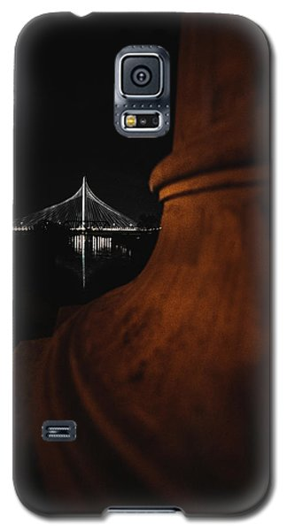 Noir Dallas Galaxy S5 Case