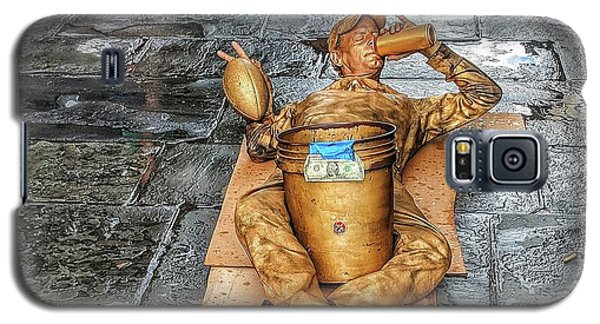 Nola Street Art Alive  Galaxy S5 Case