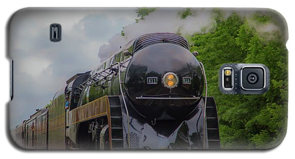 Norfolk And Western 611 Galaxy S5 Case