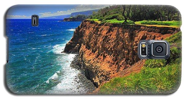 North Hawaii View Galaxy S5 Case