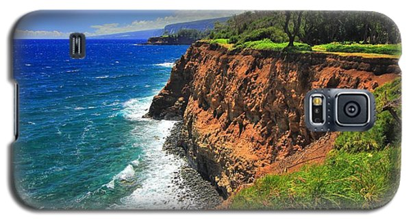 North Hawaii View Galaxy S5 Case