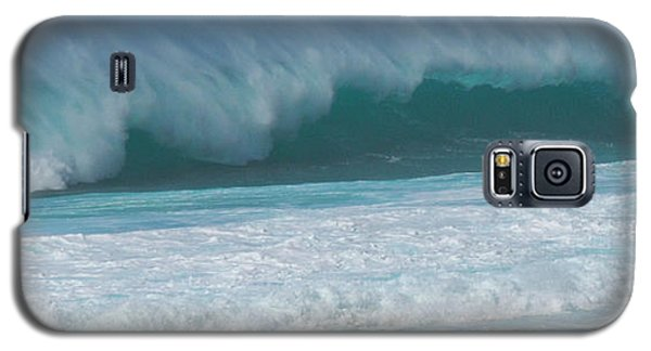 North Shore Surf's Up Galaxy S5 Case