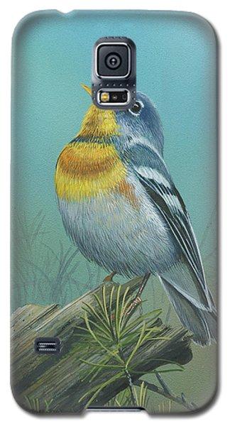 Northern Parula  Galaxy S5 Case