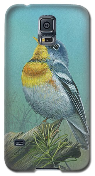 Northern Parula  Galaxy S5 Case