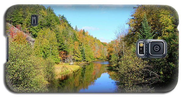 Northwoods Reflection Galaxy S5 Case
