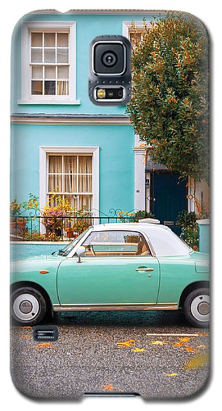 Notting Hill Vibes Galaxy S5 Case