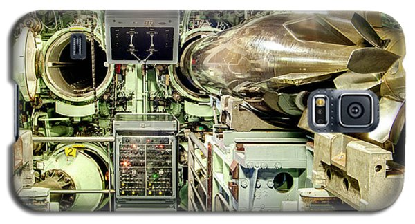 Nuclear Submarine Torpedo Room Galaxy S5 Case
