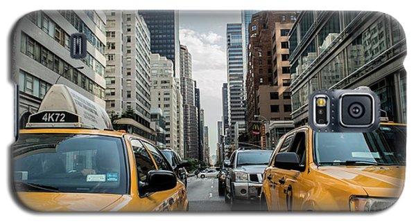 Ny Taxis Galaxy S5 Case