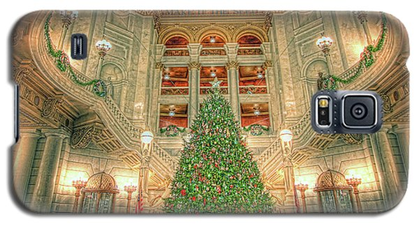 O Christmas Tree Galaxy S5 Case
