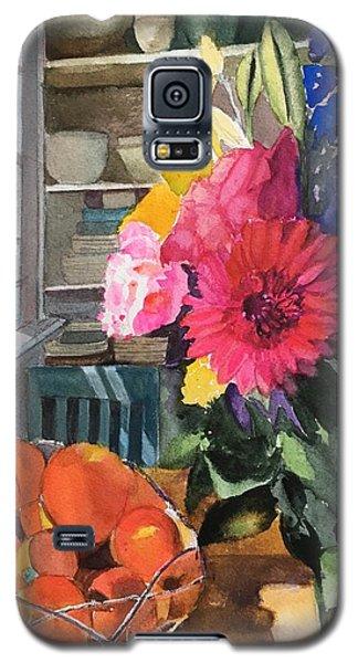 Oak Bluffs Kitchen Galaxy S5 Case