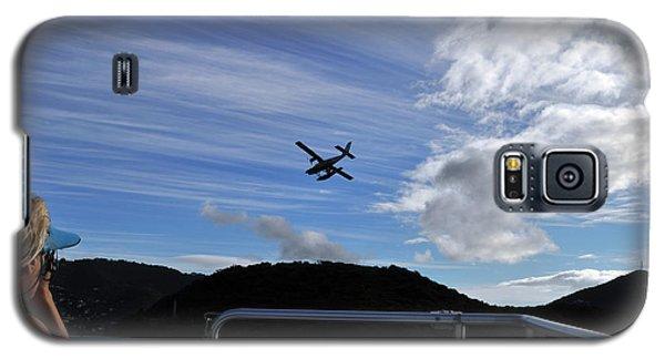 Observer Galaxy S5 Case