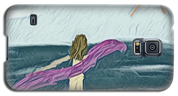 Ocean Dance Galaxy S5 Case