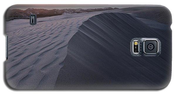 Oceano Dunes Sunset Galaxy S5 Case
