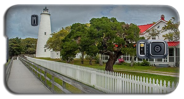 Ocracoke Lighthouse  Galaxy S5 Case