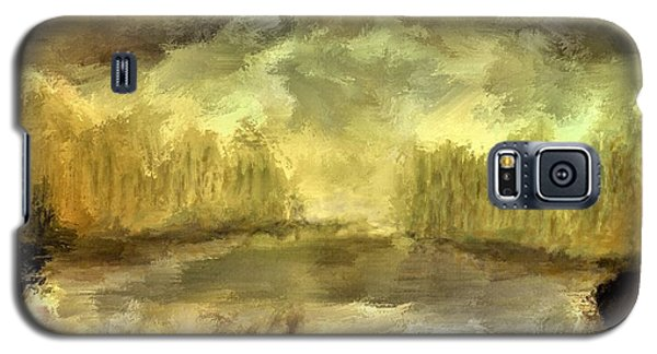 October At The Falls Galaxy S5 Case