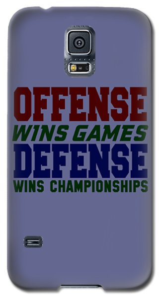 Offence Defense Galaxy S5 Case