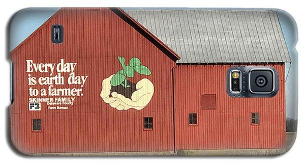 Ohio Barn  Galaxy S5 Case
