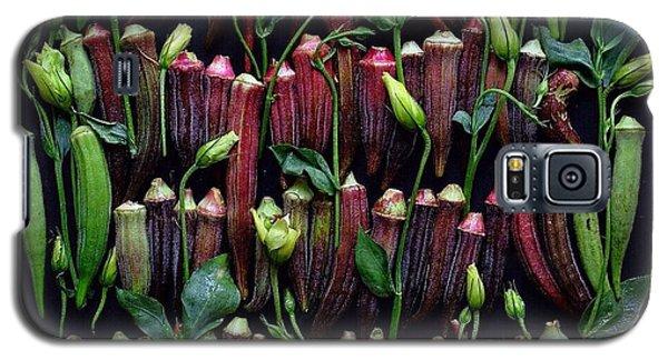Okra Colors Galaxy S5 Case