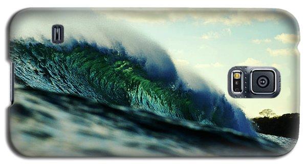 ola Verde Galaxy S5 Case