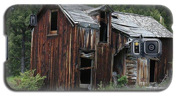 Old Cabin - Elkhorn, Mt Galaxy S5 Case