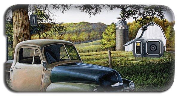 Old Farm Truck Galaxy S5 Case