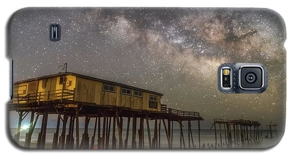 Old Frisco Pier Galaxy S5 Case