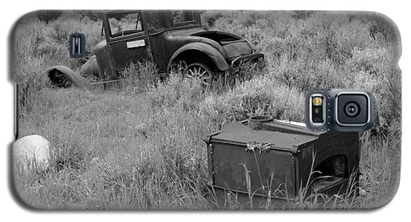 Old Hudson Galaxy S5 Case