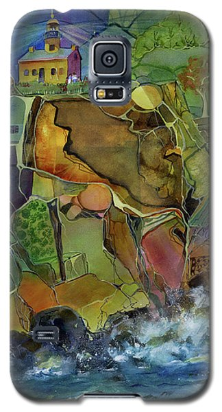 Old Point Loma Lighthouse Galaxy S5 Case