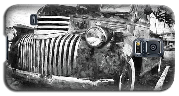 Old Truck  - Painterly Galaxy S5 Case