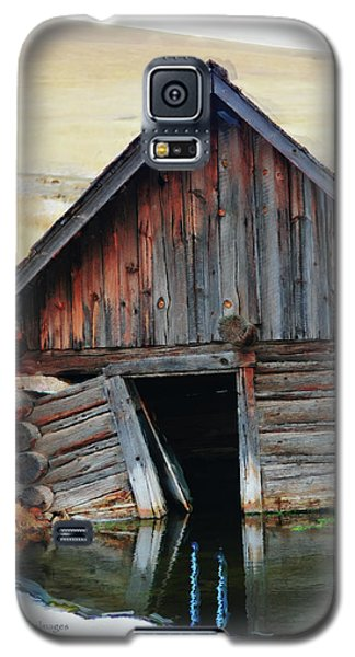 Old Well House #2 Galaxy S5 Case