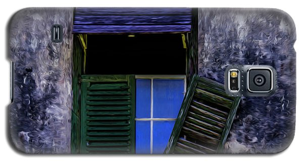 Old Window 2 Galaxy S5 Case