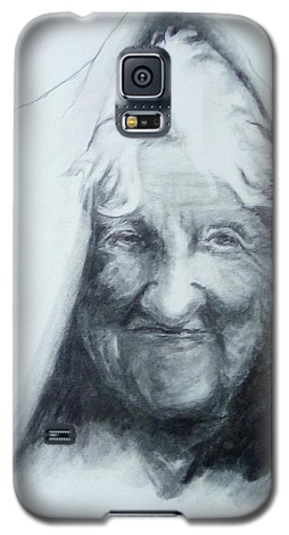Old Woman Galaxy S5 Case
