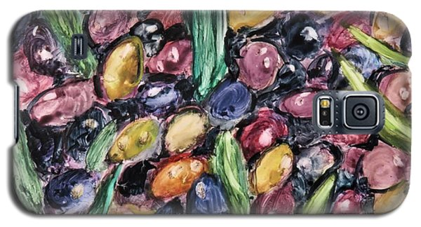 Olives Ready For Pressing Galaxy S5 Case