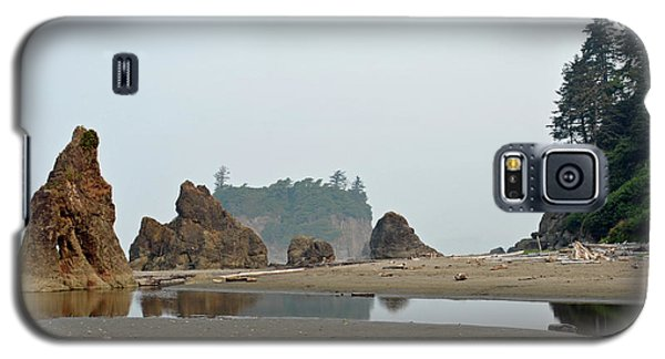 Olympic National Park Seastacks Galaxy S5 Case