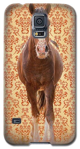 On His Way Galaxy S5 Case